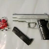 harga Mainan Pistol Kokang Airso Gun Caliber 2,2 Jadul 90An Tokopedia.com