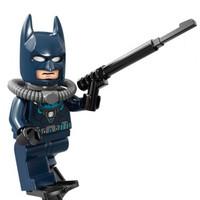 Batman Scuba Original LEGO Minifigure - Superhero - SH097