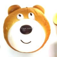 Squishy Animal Bread Kepala Mickey mouse Minnie Goovy Bunny Bear Guvi