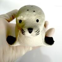Squishy Fish Skusi Ikan Buntal Kembung Singa Salmon Laut Slow Rising