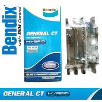 Brake Pad / Kampas Rem Dpn Ford Fiesta DB 1941 GCT Bendix 18092