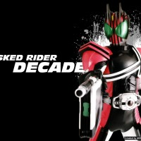 Kamen Rider Decade For DVD Player Subtitle Indonesia