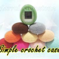 Jual Simple tamagotchi case/softcase rajutan handmade Murah