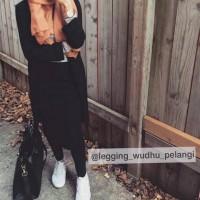 Legging dan Kaos Kaki Bergabung, Legging Wudhu Pelangi