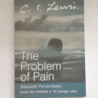 The Problem of Pain - C.S.Lewis