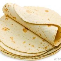 Jual Tortilla kulit kebab diameter 22cm isi 10pcs (JABODETABEK) Murah