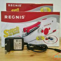 Handheld Sewing Machine Regnis By Singer