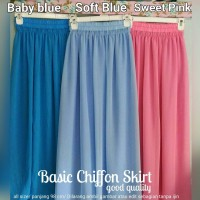harga Rok Sifon Made By Indonesian Tailors Chiffon Skirt Good Quality Tokopedia.com
