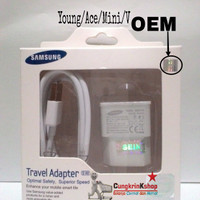 Charger Samsung Galaxy Ace/Young/s3 mini Micro USB ORIGINAL 5W/5V = 1A