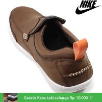 harga Sepatu Bsgus Nike Nevada Brown Sepatu Slipon Pria Tokopedia.com