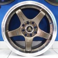 harga Paket Velg GTR-05 391 & Ban Accelera Alpha Ring 15 Tokopedia.com