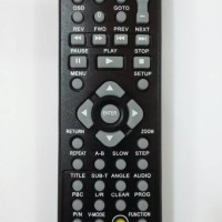 NS-2167 For Polytron DVD Remote Control - Remot Kontrol Langsung Pakai