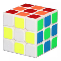 Rubik Yong Jun VVGOO speed cube version white 3x3 / 3x3x3 YJ