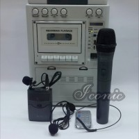 Portable Wireless Meeting TOA ZW G10CB-AS