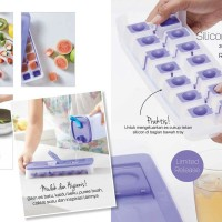 tupperware silicon ice tray