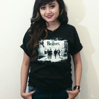 Jual Kaos The Beatles Murah