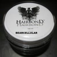 HAIRBOND MOULDER POMADE 100ML / FREE SISIR SAKU
