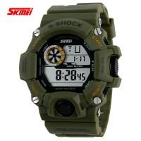 SKMEI S-Shock Militer Sport Watch Water Resistant 50m - DG1019