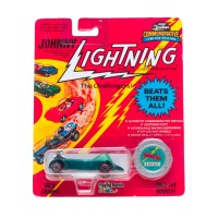 Johnny Lightning Commemorative Limited Edition Series I WASP Green