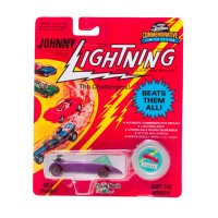 Johnny Lightning Commemorative Limited Edition Series G WASP Purple
