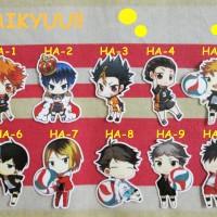 Sticker Haikyuu 1