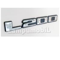 Emblem L200 Untuk Mitsubishi L200 Strada