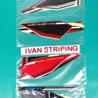 stiker / striping motor vixion 2016