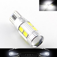 Lampu Fog Light Mobil LED H3 T10 SMD 5630 2PCS