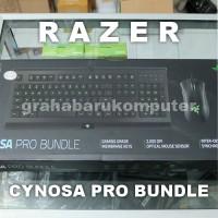Razer Cynosa Pro Keyboard Bundle DeathAdder Gaming Mouse