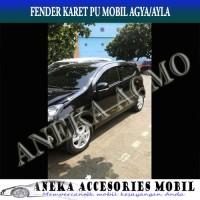harga Over Fender Offroad/Spakbor Karet PU Daihatsu Ayla Tokopedia.com