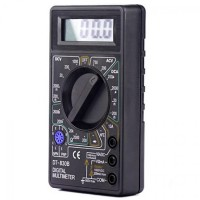 Pocket Size Digital Multimeter - DT830B | Multitester