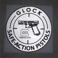 harga Stiker Sticker Glock Safe Action Pistols Tokopedia.com
