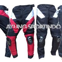 Jual Celana Touring Alpinestar Tahan Angin dan Air dengan Safety Protector Murah
