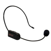 harga FM Transmitter Wireless Microphone Headset for Guide Tour - FW1S - Bla Tokopedia.com