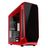 RAKITAN PC GAMING BLACK RED NITRO UV