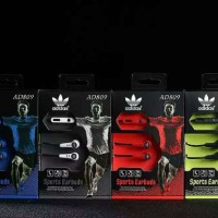 harga Headset Earphone Adidas Sports Earbuds AD809 Tokopedia.com