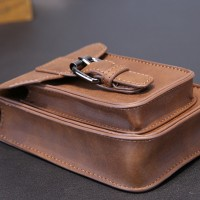 Harga tas pinggang kulit tas gadget | antitipu.com
