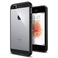 SPIGEN Ultra Hybrid iPhone 5 / 5S / SE Case Black