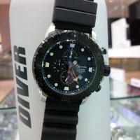 6412 mc / diver / penyelam / alexandre christie original / jam tangan