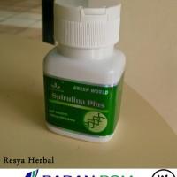 Obat anemia, kurang darah, hipotensi, darah rendah - Spirulina Plus