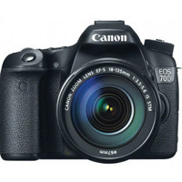 Canon EOS 70D Kit 18-200mm f/3.5-5.6 IS WiFi