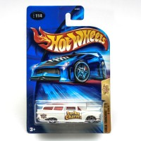 Hot Wheels 8 Crate Lucky Charm (HTF)