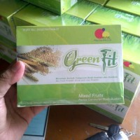 Harga Green Fit Avail Travelbon.com