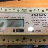 kwh meter digital thera 3Phase