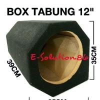 harga Box Subwoofer Tabung 12