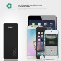 Aukey Quick Charge 2.0 10000mAh Fast Charger ( 20W / 5V 9V 12V)