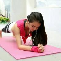harga Gratis tas karpet meditasi yoga carpet olahraga gymm fitness Tokopedia.com