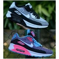 Sepatu Nike Airmax90 Cewek Cewe Women Air Max Airmax 90 Tabung Tab Run
