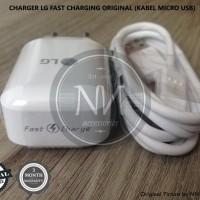 CHARGER LG MCS-HO5ED G4 V10 G FLEX 2 QUICK FAST CHARGING ORIGINAL