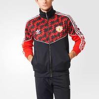 Adidas Manchester United Retro Track Jacket Original